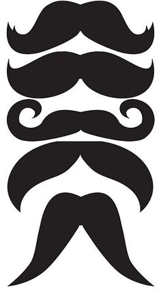 Mustache Templates for photo opps