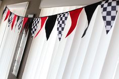 I plan on making something similiar to go above my curtains in the boys room.