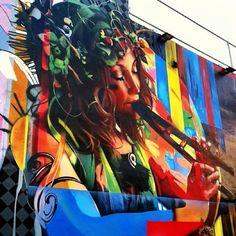 Photo by @buddahfunk • Wynwood , Miami