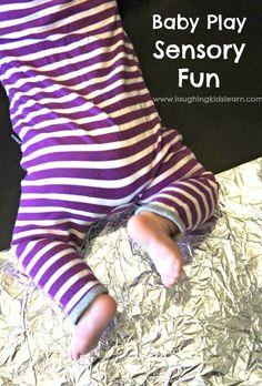 baby play sensory fu