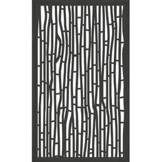 x 3 ft. Charcoal Gray Modinex Decorative Composite Fence Panel Featured in the Stonewall - The Home Depot Decorative Fence Panels, Garden Fence Panels, Garden Gates, Garden Art, Garden Design, Rail Fence, Fence Gate, Garden Planters, Bamboo Fence