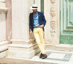 O chapéu panamá, a despeito do nome, foi criado e até hoje é fabricado no Equador com a palha da planta Carludovica palmata, aliás, sua história já foi abordada pelo Canal Masculino neste artigo. C…