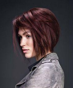 Intermede Medium Brown Hairstyles
