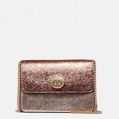 9573110e01be Coach Bowery Rose Gold/Light Gold Leather Cross Body Bag - Tradesy Rose  Gold Lights