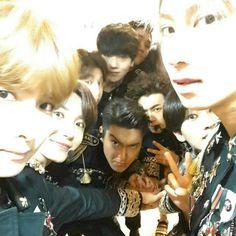 Super junior, so perfect Lee Donghae, Leeteuk, Kim Ryeowook, Choi Siwon, Taemin, K Pop, Super Junior Funny, Last Man Standing, Most Beautiful People