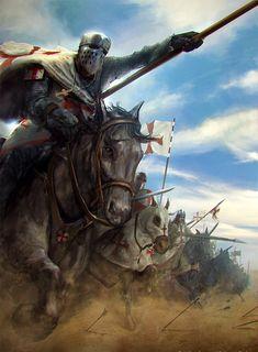 Charge of the Crusaders Más