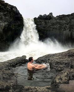10 Best Hot Springs In Iceland That Will Blow Your Mind Looking for the best hot springs in Iceland? Our detailed hot springs in Iceland map shows you how to find 10 of the countries best pools and springs! Iceland Travel, Vacation Destinations, Vacation Spots, Vacation Ideas, Places To Travel, Places To Visit, Hot Springs Arkansas, Colorado Springs, National Parks