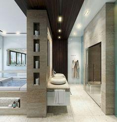 Astounding 65+ Luxurious Master Bathroom Design Ideas For Amazing Homes https://decoor.net/65-luxurious-master-bathroom-design-ideas-for-amazing-homes-8112/