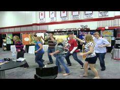 australian dance at CWSF 2011