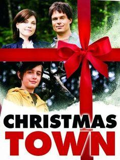 Christmas Town, ABC Family, 2008, Nicole de Boer, Patrick Muldoon.  Not like.