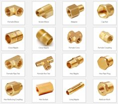 Plumbing products suppliers are known for their sturdy range available in the market. They offer latest brass pipe fittings and fixtures used in domestic and industrial areas. Brass fittings are most effective items they provide to their global clients. Plumbing Pipe Furniture, Heating And Plumbing, Plumbing Tools, Cpvc Fittings, Copper Pipe Fittings, Plumbing Drawing, Refrigeration And Air Conditioning, Plumbing Installation, Bidet