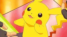 Pikachu curtiu esse post. <3