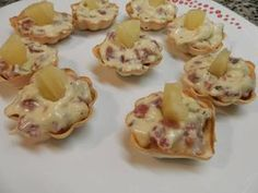 Photo Gourmet Appetizers, Appetizers For Party, Appetizer Recipes, Tacos Y Mas, Tapas Bar, Cooking Recipes, Healthy Recipes, Finger Foods, Creme
