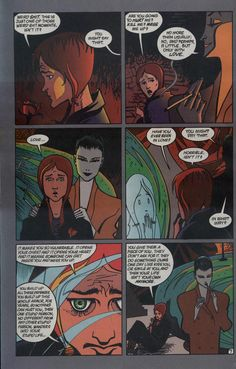The Sandman - The Kindly Ones, Rose's soliloquy about love - painful and true
