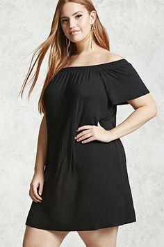 e542e9acfac0e4 Soprano Plus Size Longsleeve Illusion Bodycon Dress in Black