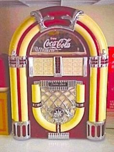 Jukebox! How cool would it be to have one of these!