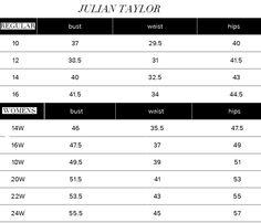 Julian Taylor via Gwynnie Bee