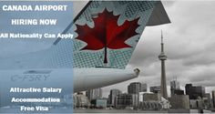 Looking for job opportunities in Canada Airport? Right place you are reached. We listed all latest job opportunities in Canada Airport . Airline Jobs, Airport Jobs, Toronto Airport, Job Offers, Hiring Now, North And South America, Find A Job, New Zealand, How To Apply