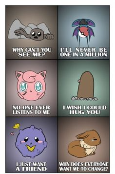 Pokemon depression