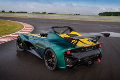 Watch AP Racing Brakes carry the Lotus 3-Eleven to a lap record at Hockenheim