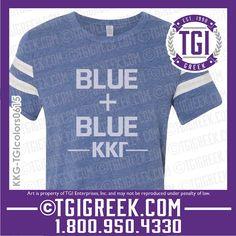 TGI Greek - Kappa Kappa Gamma - Sorority PR - Greek T-shirts  #tgigreek #kappakappagamma