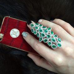 emeralds by gyudashkina