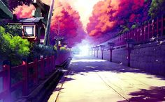 Find the best Japanese Anime Wallpaper on GetWallpapers. We have background pictures for you! Hd Anime Wallpapers, Anime Scenery Wallpaper, Landscape Wallpaper, Anime Artwork, Hd Wallpaper, Confetti Wallpaper, Desktop Backgrounds, Scenic Wallpaper, Wallpaper Gallery