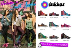 Inkkas is a happy to announce that we will be featuring a small ad in N.E.E.T Magazine March Edition - go check it out!