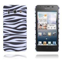 Valentine (Zebra) Huawei Ascend G510 Skal