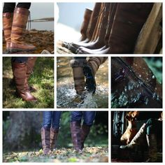 Dubarry Boots!