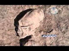 """Noticia Mundial: Cementerio """"Extraterrestre"""" de 1000 años de antigüedad fue encontrado en México"""