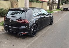 Upload Pictures of ur Golf MK7 with after market alloys!!! - Page 4 - GOLFMK7 - VW GTI MKVII Forum / VW Golf R Forum / VW Golf MKVII Forum Vw Golf Tdi, Vw Tdi, Golf R Mk7, Golf 7 Gti, Gti Mk7, Golf Tips Driving, Slammed Cars, Car Volkswagen, Advanced Driving