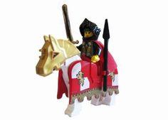 Amazon.com: LEGO Princess Storm  Horse Minifigures - Kingdom Knights, Castle 6098: Toys  Games Lego Knights, Castle, Horses, Christmas Ornaments, Amazon, Games, Princess, Toys, Holiday Decor