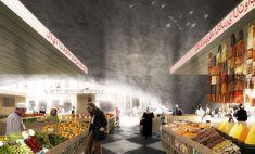 Sustainable Market Square, Estudio Lunar | Arquitectura Beta