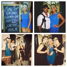 Roaring out of my 20's Party: 30th Birthday. Nicole- you should have this theme!