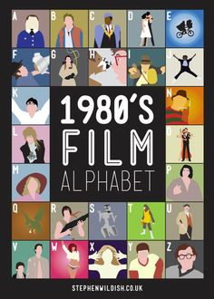 80s movies...Where's Breakfast Club, Sixteen Candles, St. Elmo's Fire, Pretty in Pink...?