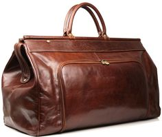 8c0e3341f7ab Chiarugi elegant luggage leather bag weekender made of high quality  vegetable tanned calfskin. Handmade in Italy.