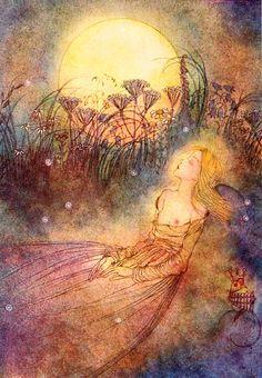 Illustration by Sulamith Wulfing.