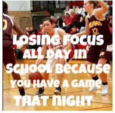 Truth! All me! #basketball life