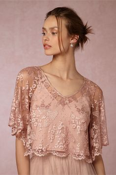 BHLDN Embry Top in  Bridesmaids Bridesmaid Separates Tops at BHLDN