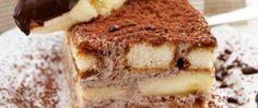 Tiramisu s krémem stracciatella a banány Tiramisu, Ethnic Recipes, Desserts, Food, Meal, Deserts, Essen, Hoods, Dessert