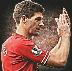 Steven Gerrard's Liverpool career is winding down.