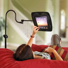 Adjustable Tablet Stand #idea #cool #ipad #gadget #innovation #creativity