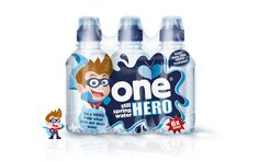 One water multipack designed by THIS WAY UP