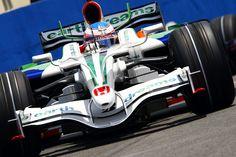HONDA RA108 / Jenson Button