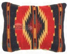 zapotec throw pillow.. another necessary item in my home