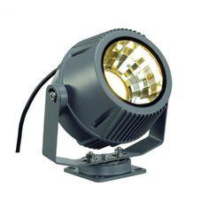 FLAC BEAM 28W LED Spotlight Stone Grey 231092
