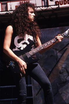 Kirk Hammet - Metallica