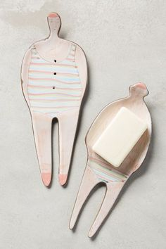 Swimmer Trinket Dish - anthropologie.com #anthroregistry