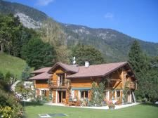farmhouse in the Drome les Collines and our ski chalet near La Clusaz